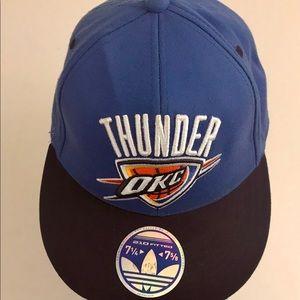 Oklahoma City Thunder Basketball Ball Cap